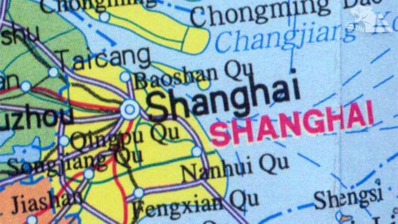 موقعیت جغرافیایی شانگهای