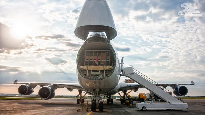حمل و نقل هوایی از چین به ایران