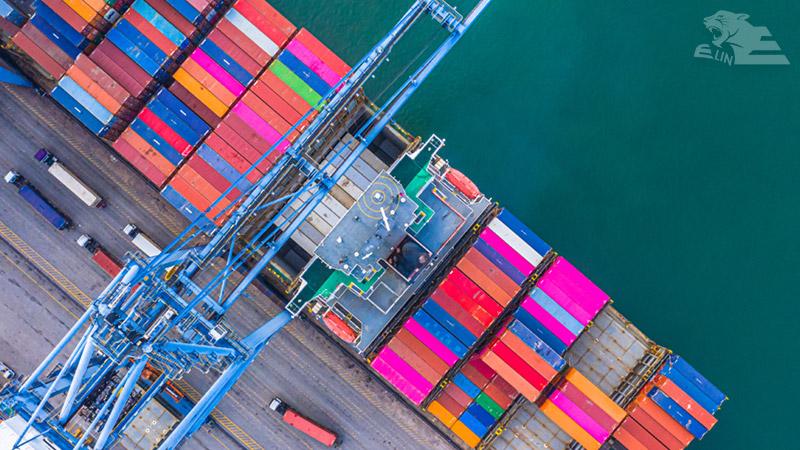 حمل و نقل دریایی از چین به ایران