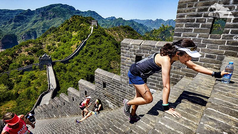 ماراتون دیوار بزرگ چین