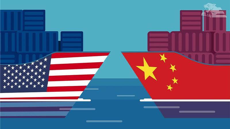 تجارت آمریکا و چین