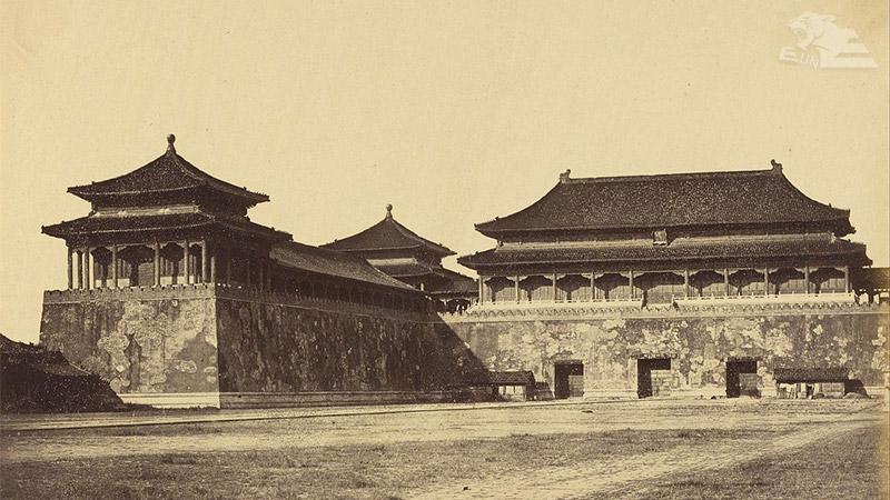تاریخچه شهر پکن
