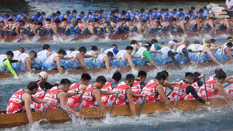 فستیوال قایق اژدها