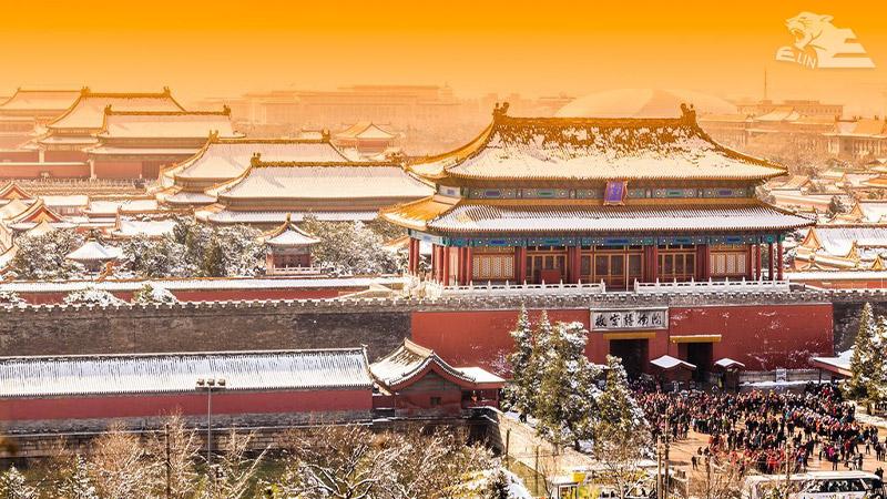 آب و هوای پکن