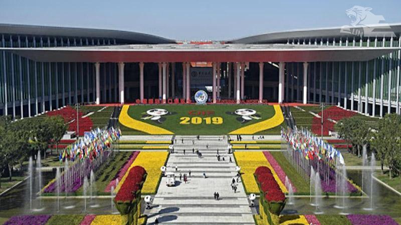 طراحی دیجیتالی بزرگترین مرکز نمایشگاهی چین