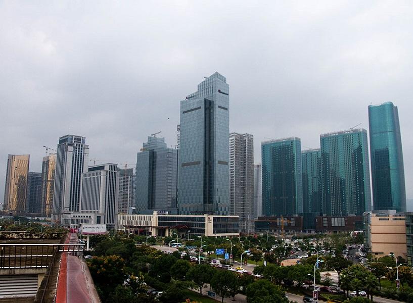 ایوو، بزرگترین مرکز عمده فروشی در جهان