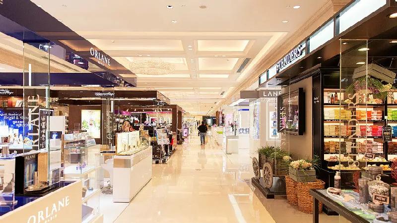 بررسی بهترین مراکز خرید شهر گونجو در بازرگانی الین