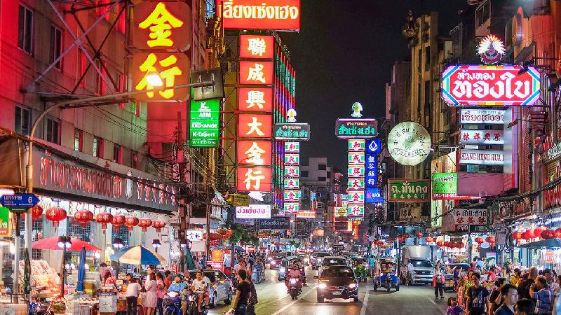 آشنایی با بازار فوتین شهر ایوو | بازرگانی الین