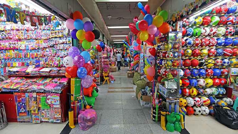 اطلاعات تفکیکی ناحیههای مختلف بازار فوتین در بازرگانی الین