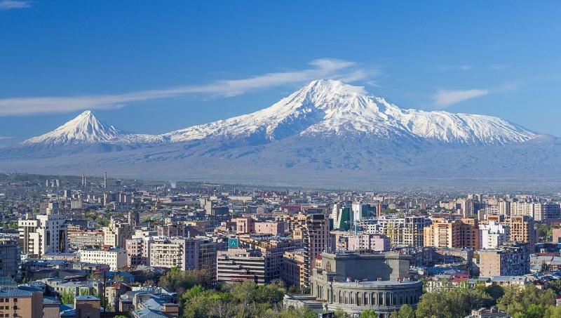 بررسی اقتصاد ارمنستان در بازرگانی الین