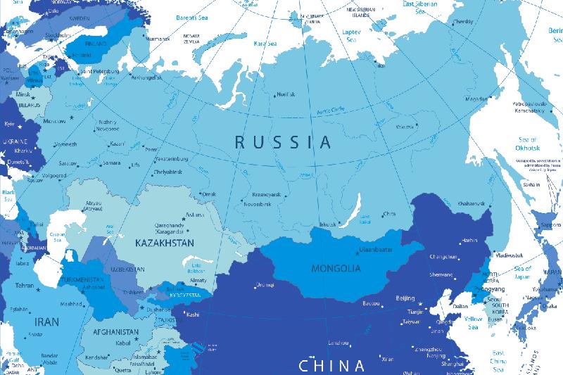 بررسی شرایط اقتصادی روسیه در بازرگانی الین