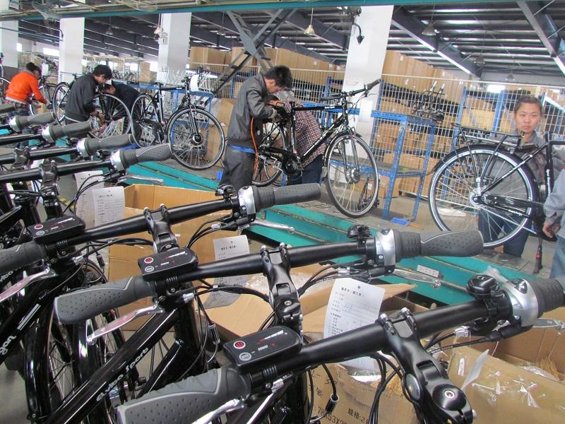 واردات دوچرخه از چین